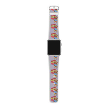 Super Hero Apple Watch Band Designed By Saraswatibk864@gmail.com