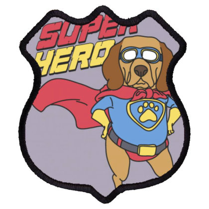Super Hero Shield Patch Designed By Saraswatibk864@gmail.com