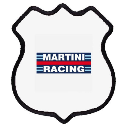 Martini Shield Patch Designed By Brave.dsgn