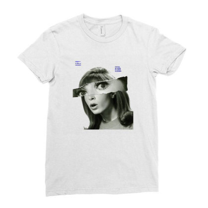 Edition Ladies Fitted T-shirt Designed By Disgus_thing