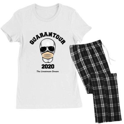 Quarantour 2020 Women's Pajamas Set Designed By Red Story