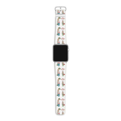 Girl Apple Watch Band Designed By Disgus_thing