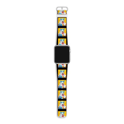 Dog Apple Watch Band Designed By Disgus_thing