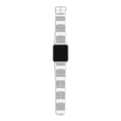 Say Their Names Apple Watch Band Designed By Redline77