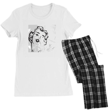 Girl Women's Pajamas Set Designed By Disgus_thing