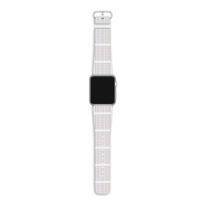 Black Lives Matter Apple Watch Band Designed By Redline77