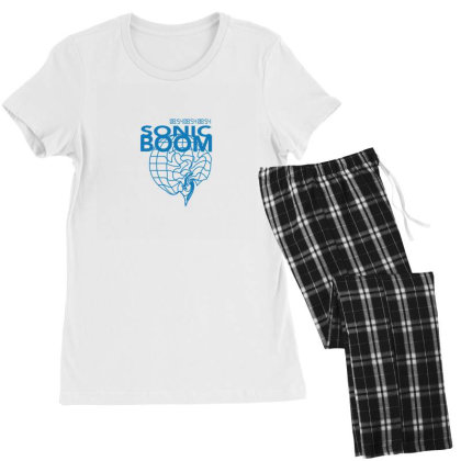 Boom Women's Pajamas Set Designed By Disgus_thing