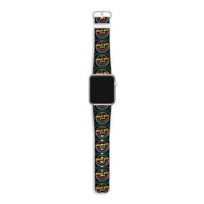 Grain Belt 2 Apple Watch Band Designed By Studio Poco    Los Angeles