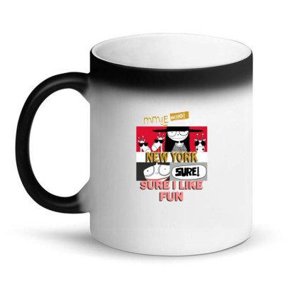 Fun Magic Mug Designed By Disgus_thing
