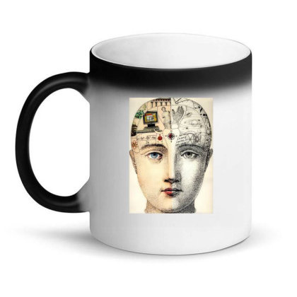 Face Magic Mug Designed By Disgus_thing