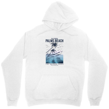 Palm Unisex Hoodie Designed By Disgus_thing