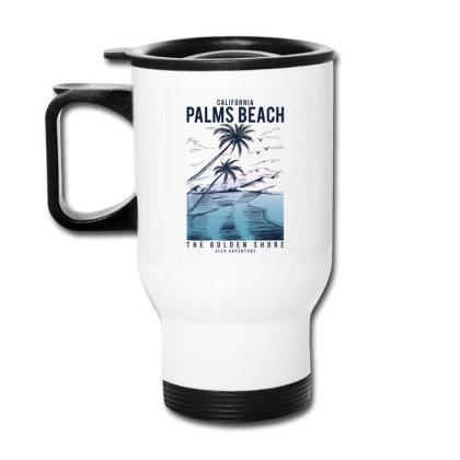 Palm Travel Mug Designed By Disgus_thing