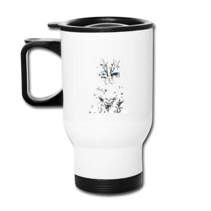 Cat Travel Mug Designed By Disgus_thing