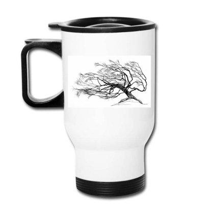 Hurricane Travel Mug Designed By Aleksandra