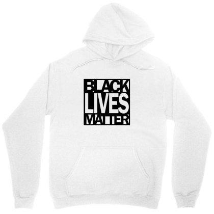 Black Lives Matter Unisex Hoodie Designed By Thejas Suresh