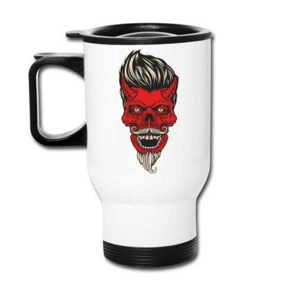 Devil Skull Travel Mug Designed By Estore