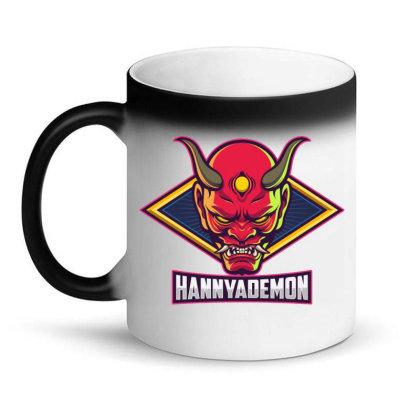 Hannyade Demon Magic Mug Designed By Estore