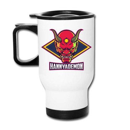 Hannyade Demon Travel Mug Designed By Estore