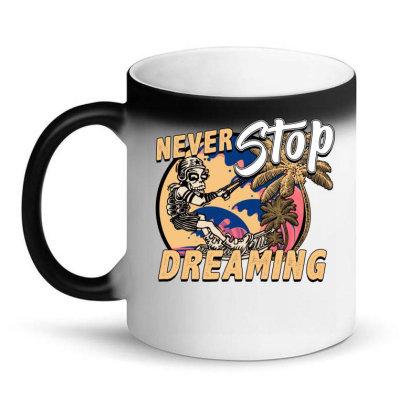Kitesurfing, Kiteboarding Magic Mug Designed By Cuser2870