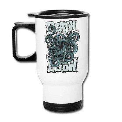 Skull Octopus Travel Mug Designed By Estore