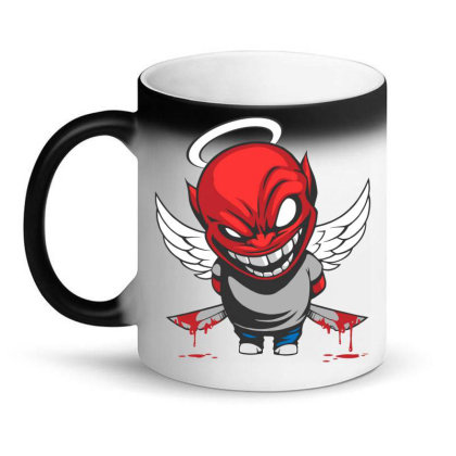 Devil Kiiler Magic Mug Designed By Estore
