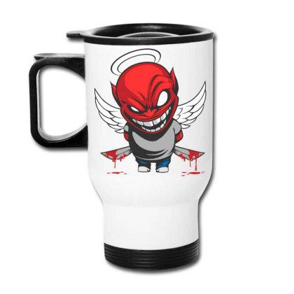 Devil Kiiler Travel Mug Designed By Estore