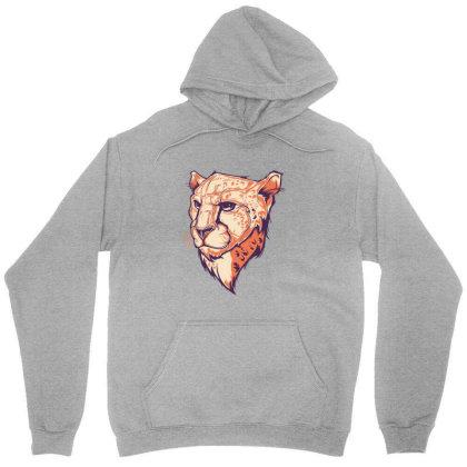 Leopard Unisex Hoodie Designed By Estore