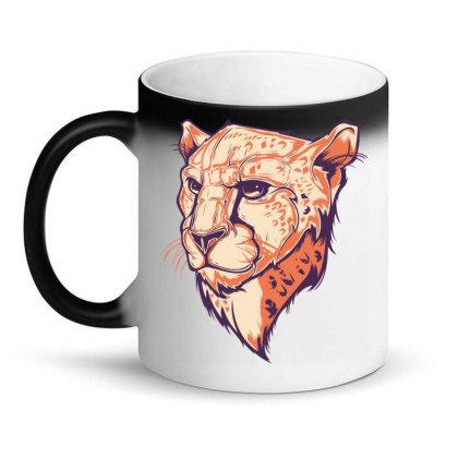 Leopard Magic Mug Designed By Estore