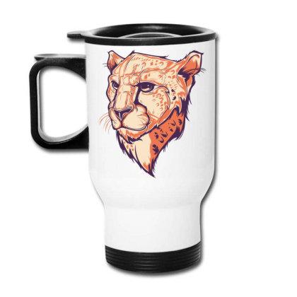 Leopard Travel Mug Designed By Estore