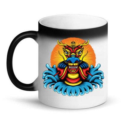 Dragon Boat Magic Mug Designed By Jagat Kreasi