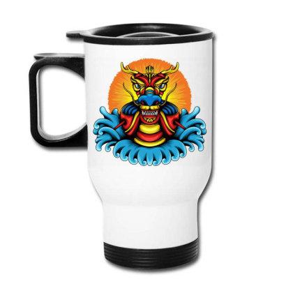 Dragon Boat Travel Mug Designed By Jagat Kreasi