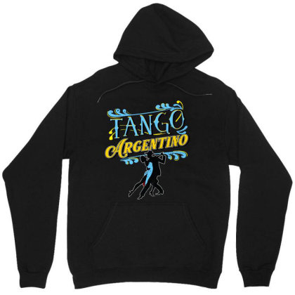 Tango, Dance, Argentina, 1 Unisex Hoodie Designed By Cuser2870