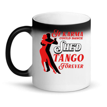 Tango, Salsa, Russia, 1 Magic Mug Designed By Cuser2870