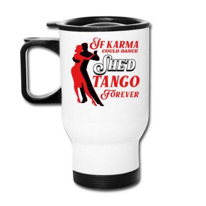 Tango, Salsa, Russia, 1 Travel Mug Designed By Cuser2870