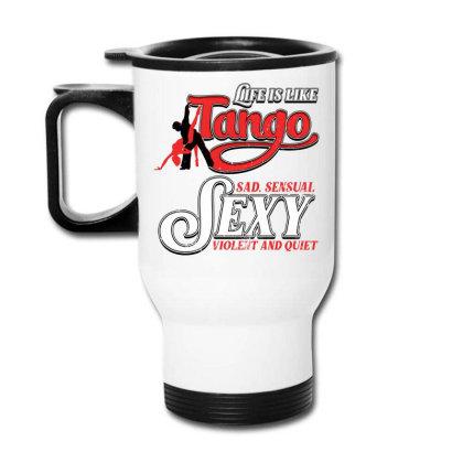 Tango, Music, Dancer, 1 Travel Mug Designed By Cuser2870