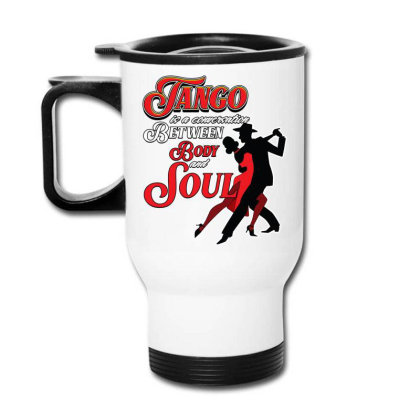 Tango, Bachata, Cuba, 1 Travel Mug Designed By Cuser2870