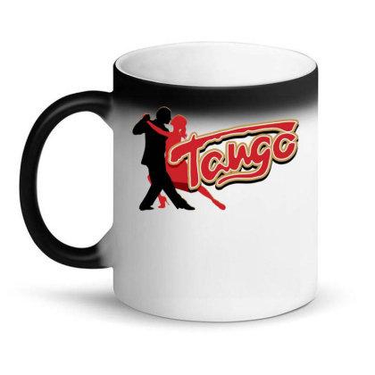 Tango, Salsa, Russia Magic Mug Designed By Cuser2870