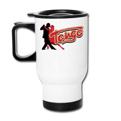 Tango, Salsa, Russia Travel Mug Designed By Cuser2870