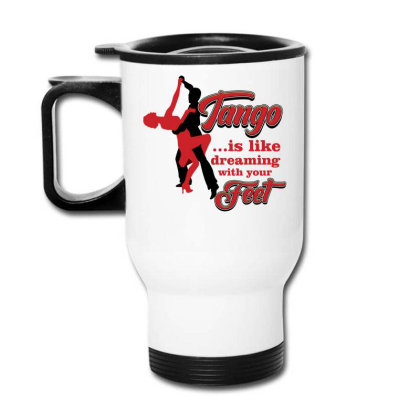 Tango, Bachata, Music Travel Mug Designed By Cuser2870