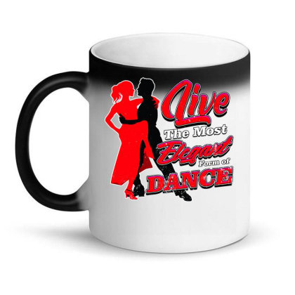 Tango, Music, Dancer Magic Mug Designed By Cuser2870