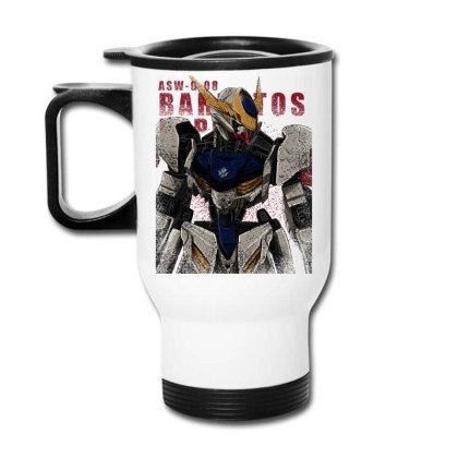 Gundam Barbatos Lupus Travel Mug Designed By Gin Studio