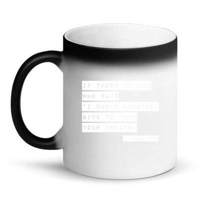 I Can't Breathe Magic Mug Designed By Bpn Inside
