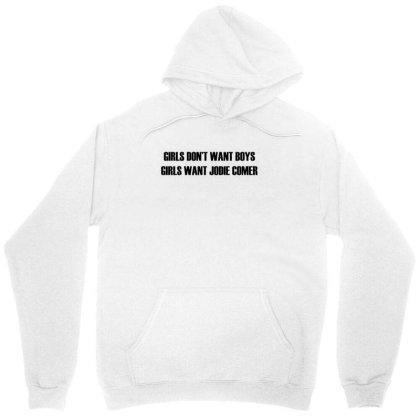 Killing Eve - Girls Want Jodie Comer Unisex Hoodie Designed By Designby21
