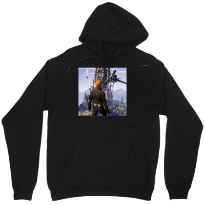 Cassel College Unisex Hoodie Designed By Diffy29