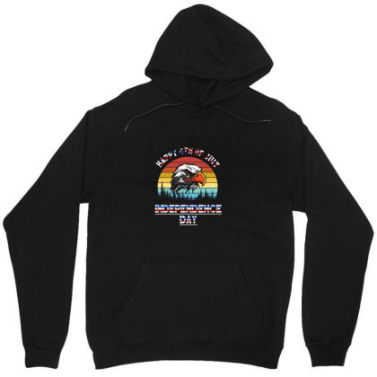 Vintage Color Happy 4th Of July Independence Day Of Usa Tshirt Gift Unisex Hoodie Designed By Minh Nguyen