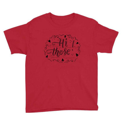 Typography Text Art T Shirts Youth Tee Designed By Chiks