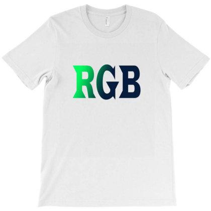 Rgb T-shirt Designed By Acoy