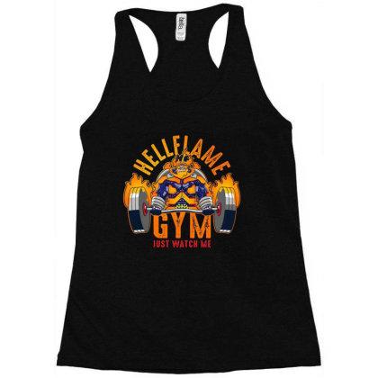 Endeavor Gym Racerback Tank Designed By Teresa
