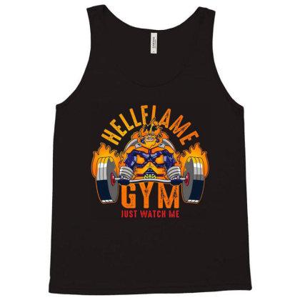 Endeavor Gym Tank Top Designed By Teresa