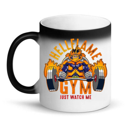 Endeavor Gym Magic Mug Designed By Teresa
